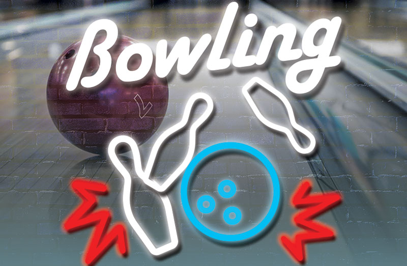 Men's Ministry Bowling Event